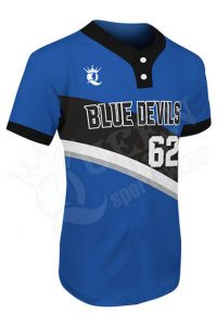 Tackle Twill Two-button Jersey - Aztecs Style