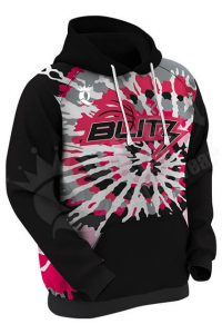 Sublimated Hoodie - Loose Cannons Style