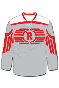 Sublimated Hockey Jersey- R Style