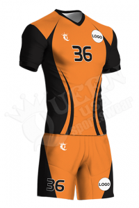Printed Soccer Uniform - 01