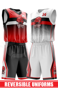 Sublimated Soccer Jersey – 07