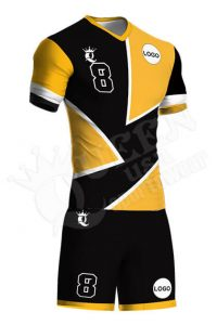 Sublimated Soccer Uniform - 01