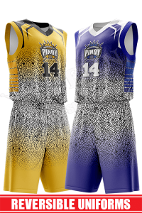 Sublimated Football Uniform – Stingers Style