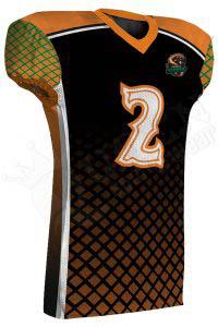 Sublimated Football Jersey – Vipers Style