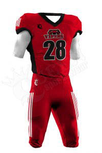 Sublimated Football Uniform – Vipers Style